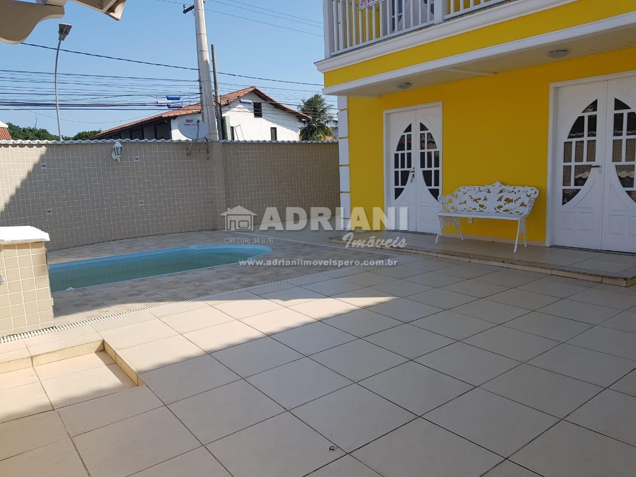 COD: 004  Casa para temporada, 3 quartos, Peró, Cabo Frio