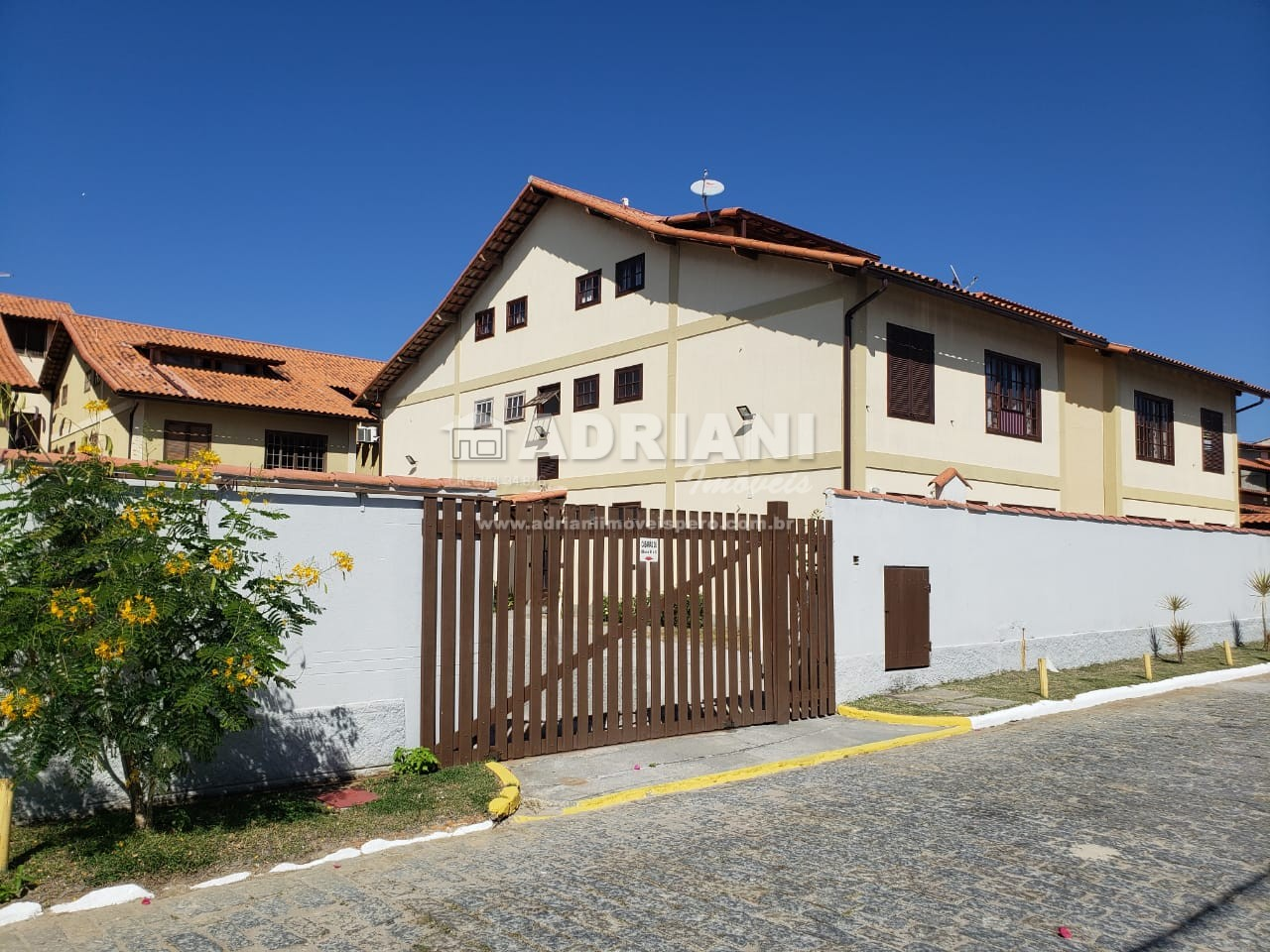 Cód 226 Casa com 1 suíte, temporada, Peró, Cabo Frio – RJ