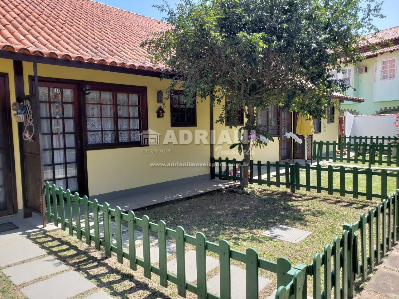Cód 345 Linda casa em condomínio com 2 suítes, venda, Peró, Cabo Frio – RJ