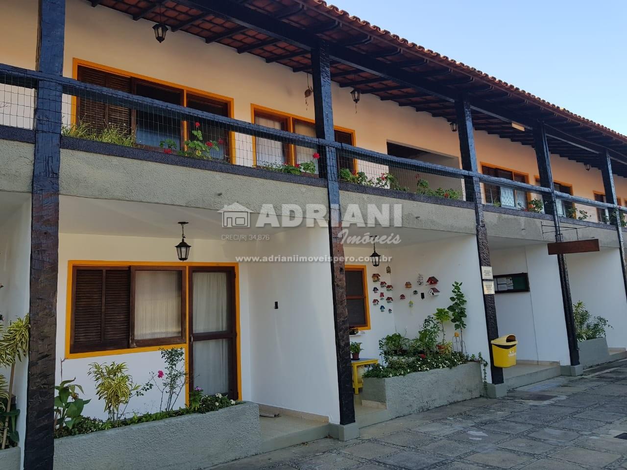 Cód 331 Linda casa em condomínio com piscina, 2 quartos, venda, Peró, Cabo Frio – RJ