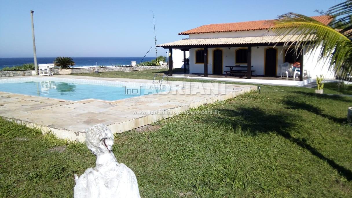 Cód 386 Casas a venda, frente mar, com piscina, venda,  Saquarema  – RJ