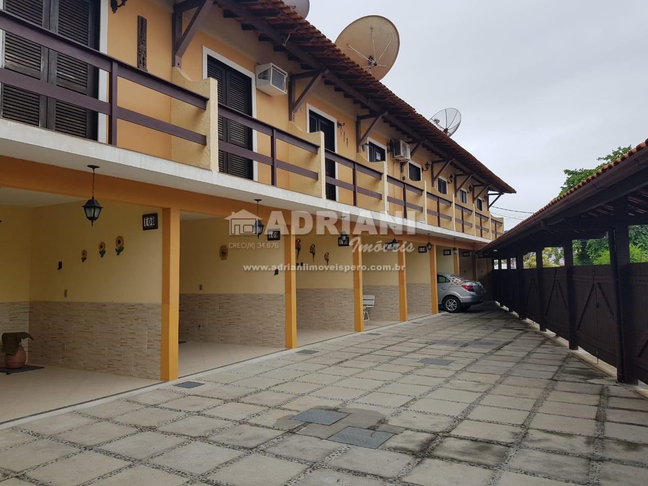 Cód 394 Casa em condomínio, 2 quartos, VENDA, Peró, Cabo Frio – RJ