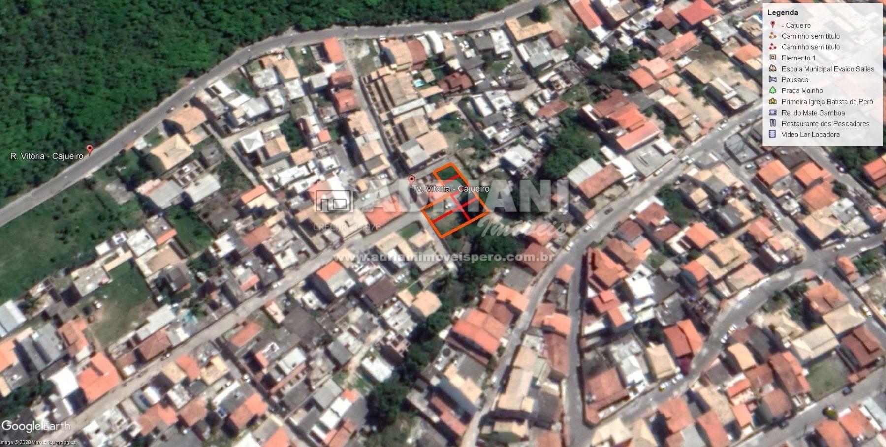 Cód.: 414 Terreno, VENDA, Peró, Cabo Frio – RJ