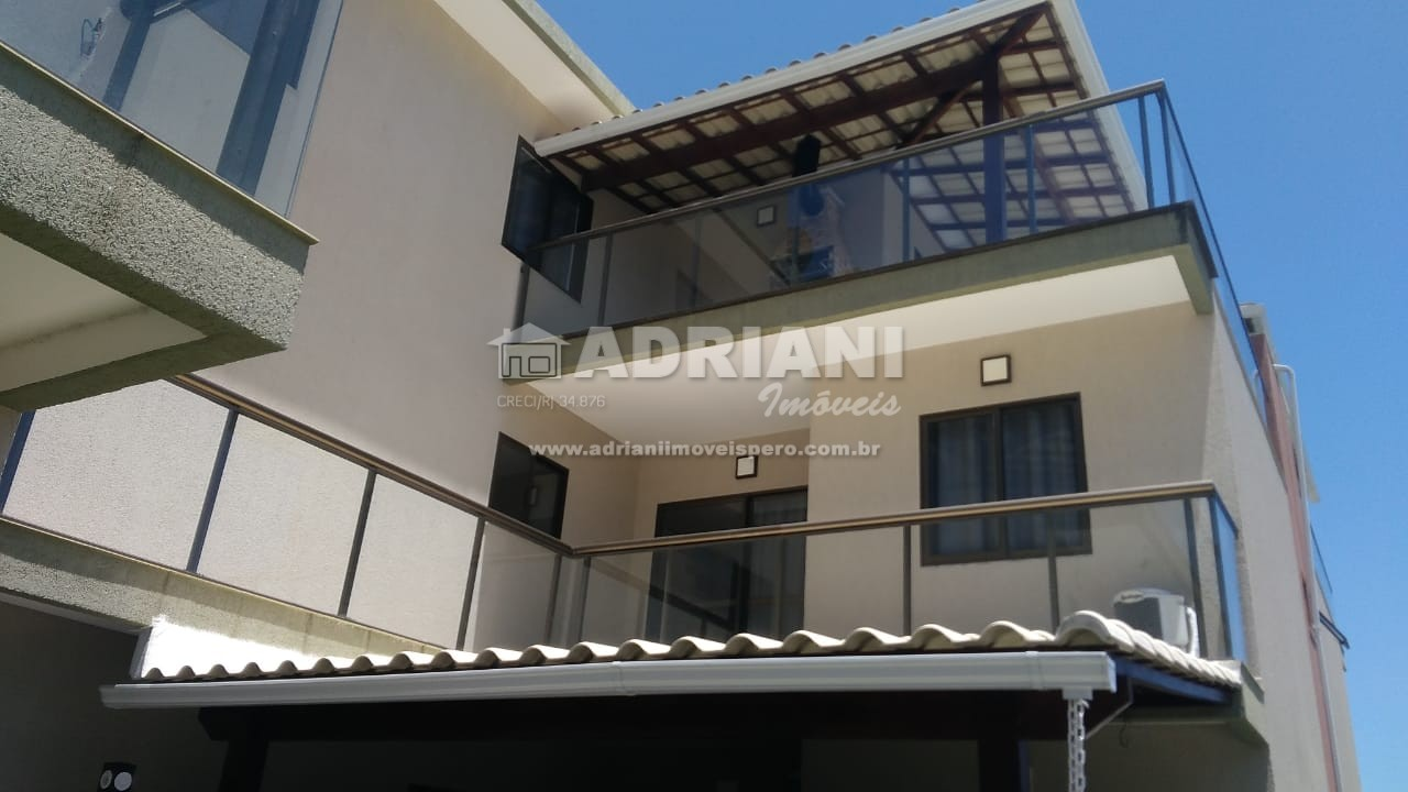 Cód.: 412 Casa em condomínio, VENDA, Peró, Cabo Frio – RJ