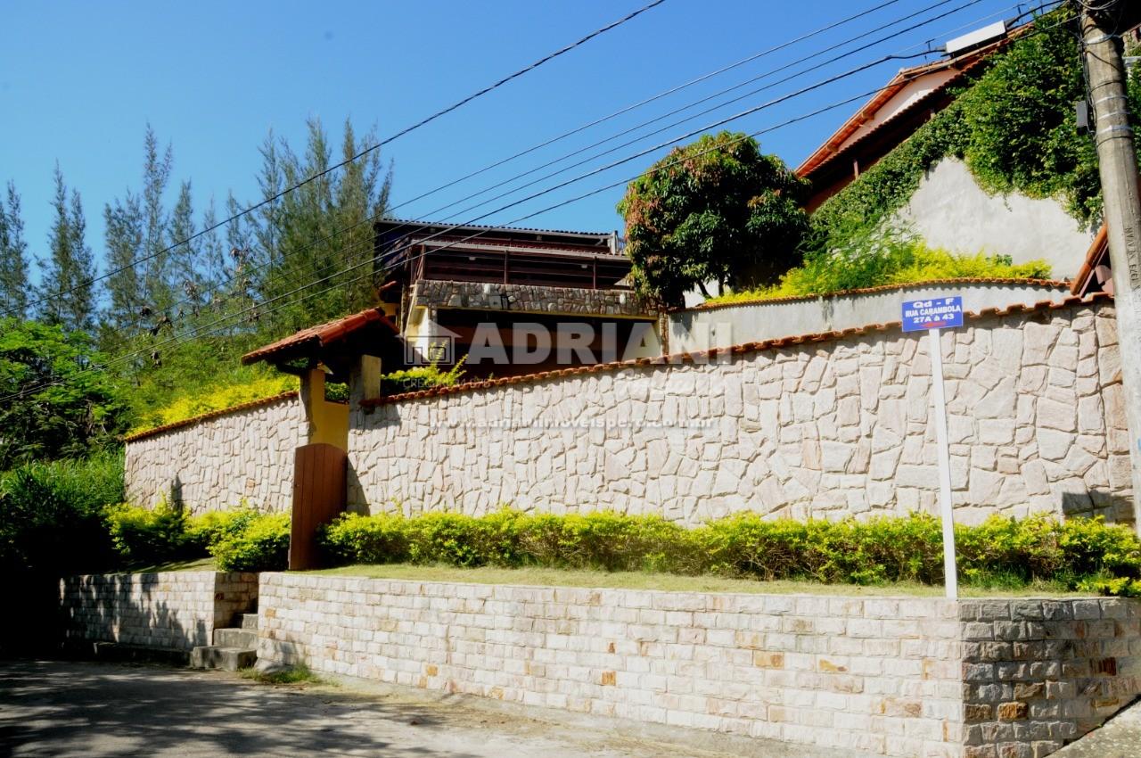 Cód.: 421 Casa com vista do mar, VENDA, Bosque do Peró, Cabo Frio – RJ