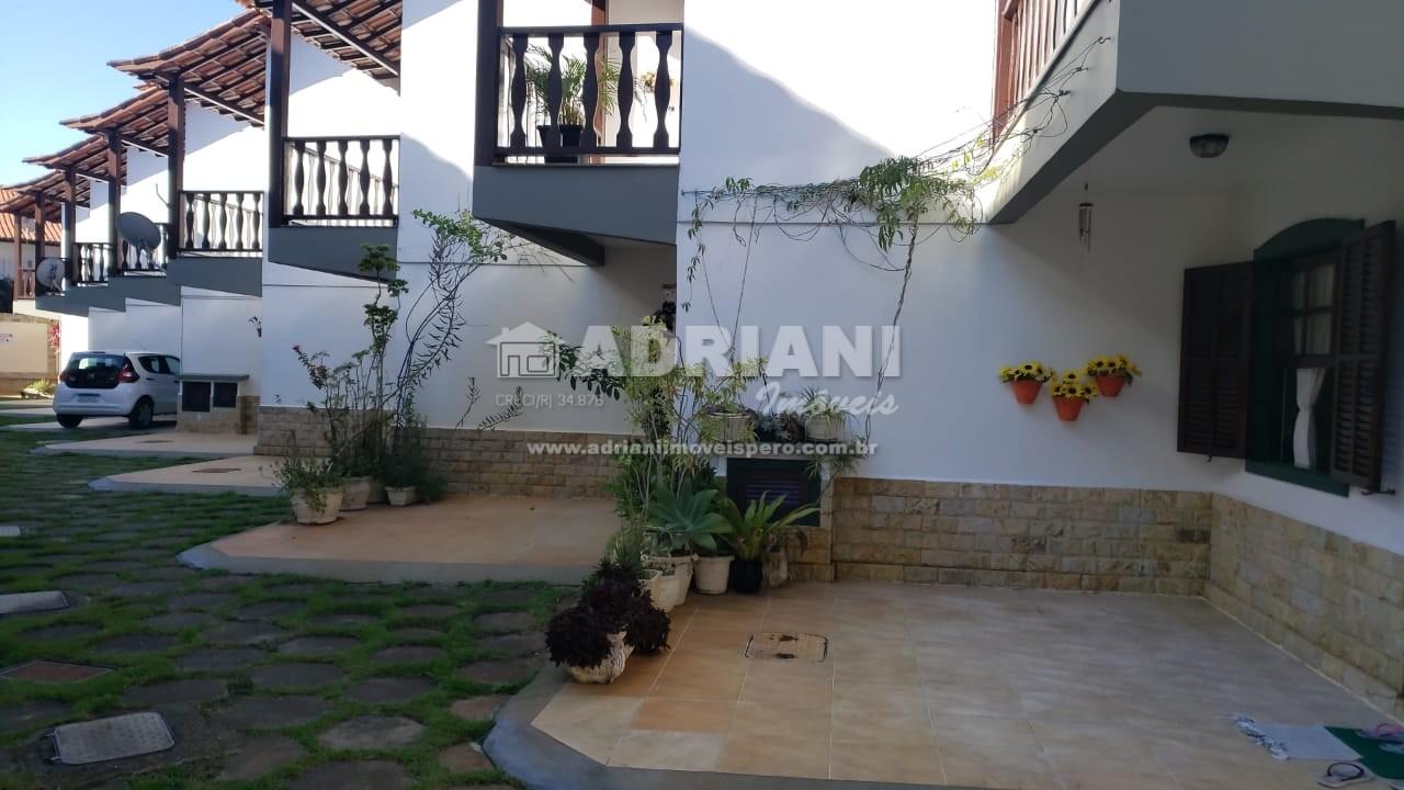 Cód.: 457 Casa em condomínio no Peró, 3 quartos, VENDA, Cabo Frio – RJ