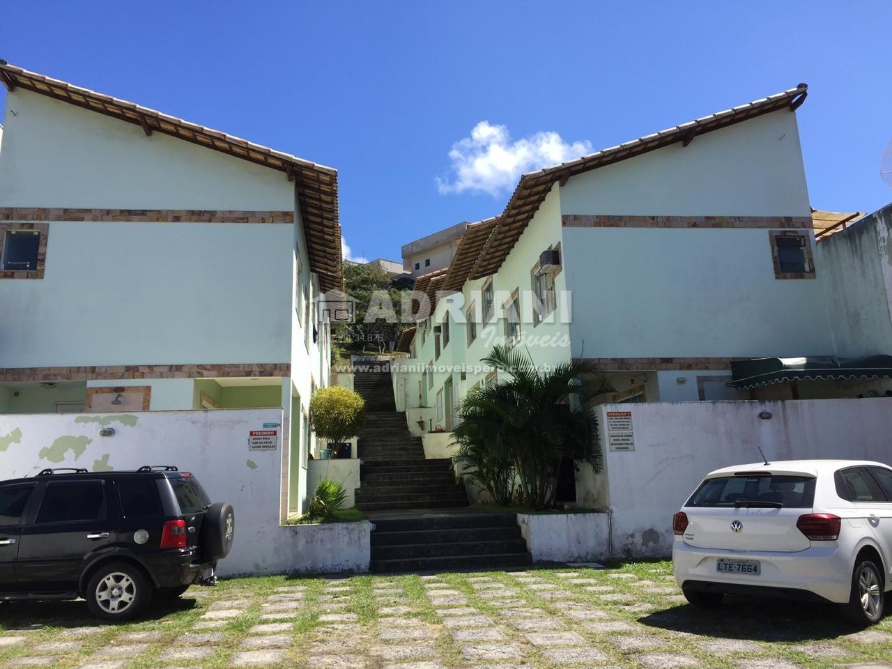 Cód.: 470 Casa em condomínio com 2 quartos, VENDA, Peró, Cabo Frio – RJ