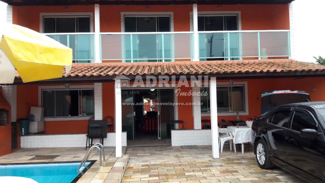 Cód.: 472 Ótima casa independente no Peró, 4 quartos, Cabo Frio – RJ