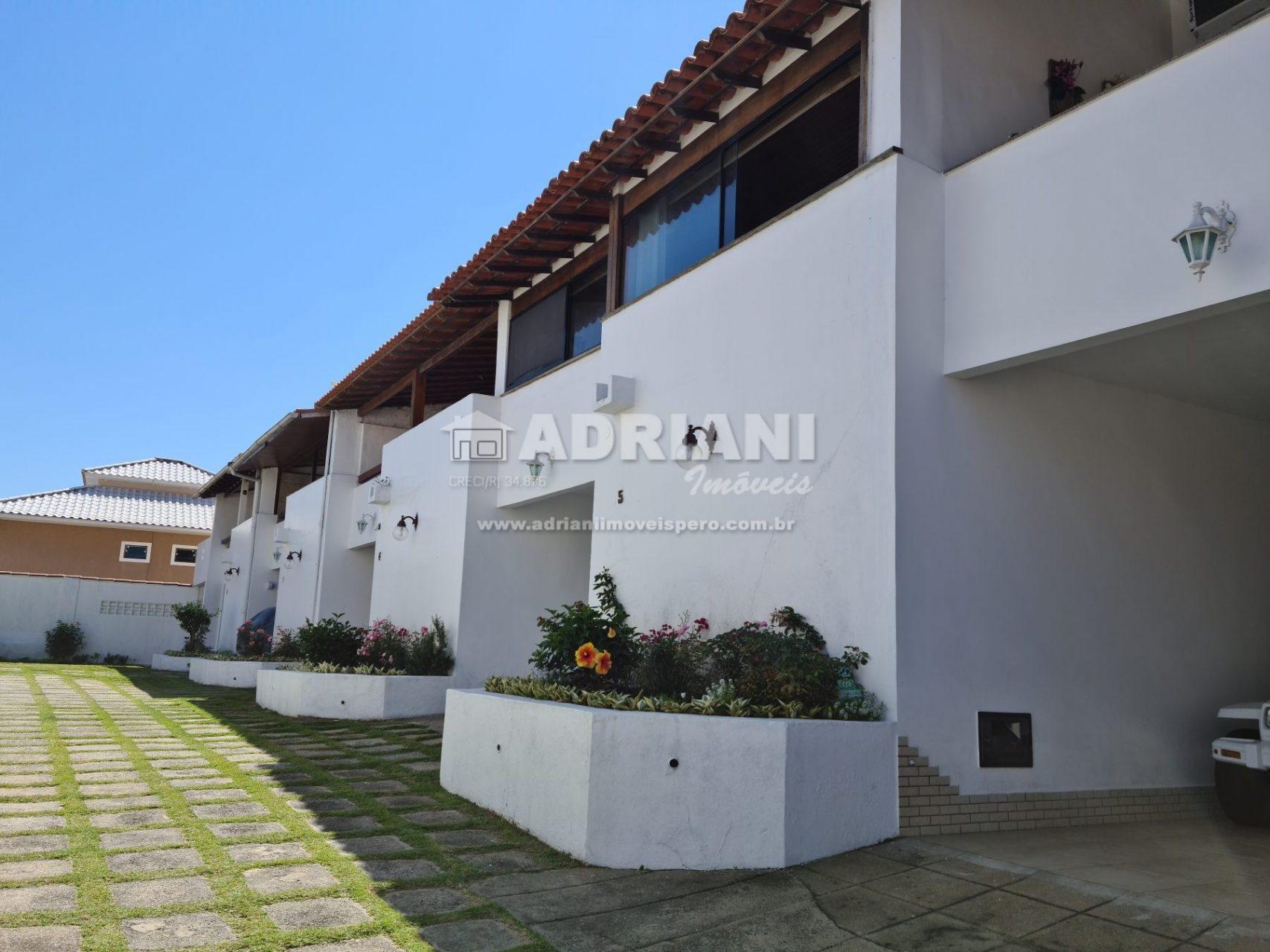 Cód: 025  Venda Peró, 3 quartos, condomínio fechado.