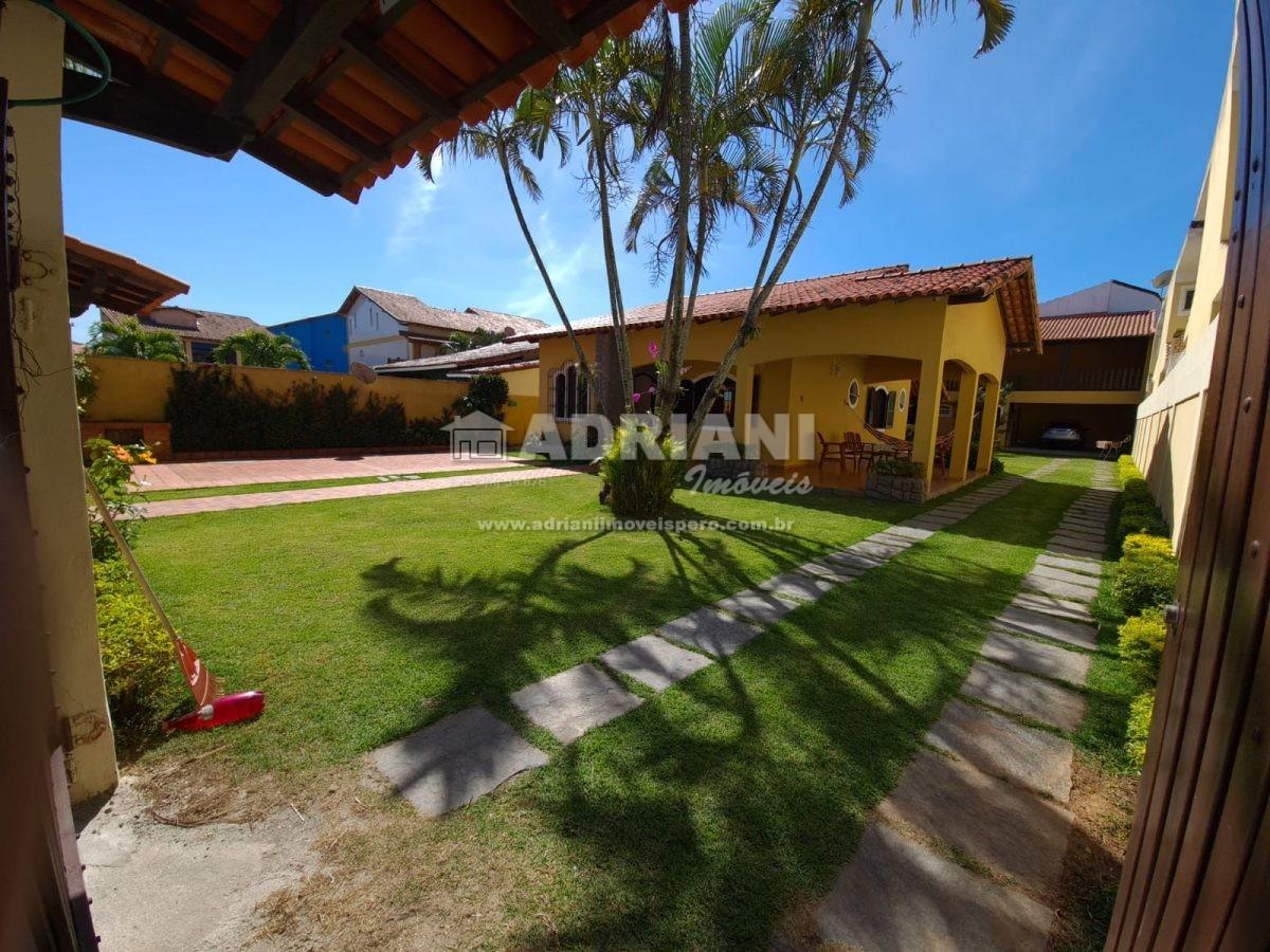 Cód.: 211 Casa independente, 4 quartos, VENDA, Peró, Cabo Frio – RJ