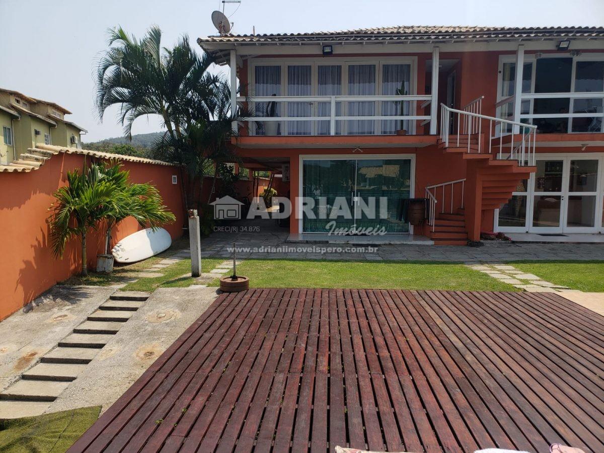 Cód.: 482 Casa em condomínio, 2 quartos, Ogiva, Cabo Frio – RJ