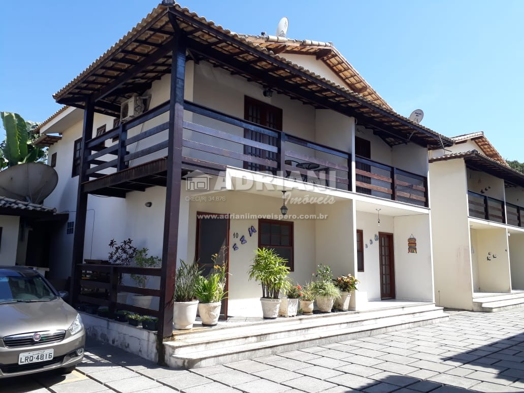 Cód.: 489 Casa em condomínio, 2 suítes, VENDA, Peró, Cabo Frio – RJ