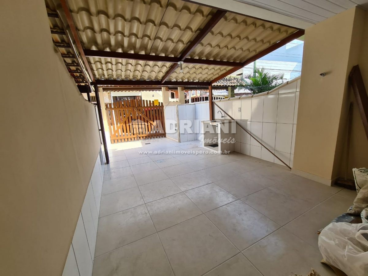 Cód.: 487 Casa independente, 2 quartos, Aluguel Fixo, Peró, Cabo Frio – RJ